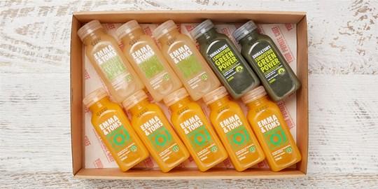 250ml Pressed Juices Variety (5 bottles)