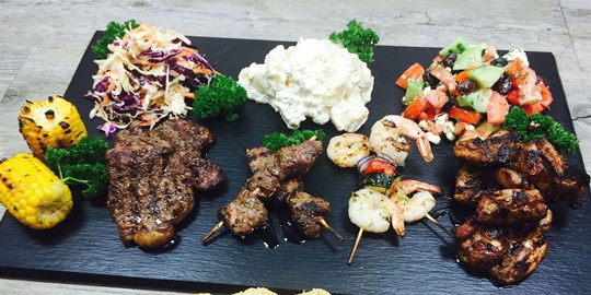 Small BBQ package - The Let's Celebrate Barbeque