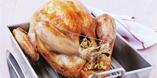 Whole Turkey (GF) (3.6kg)