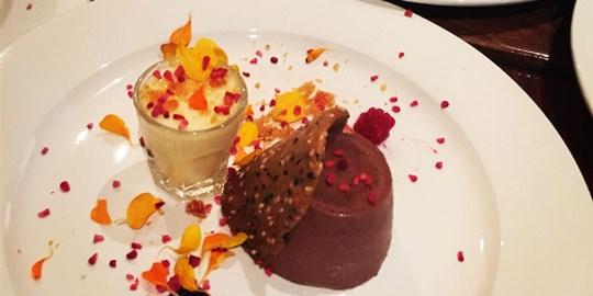 Dinner Party/ Boardroom - Dessert