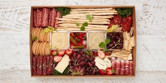 Platter - The Italian job antipasto (serves 10 - 15)
