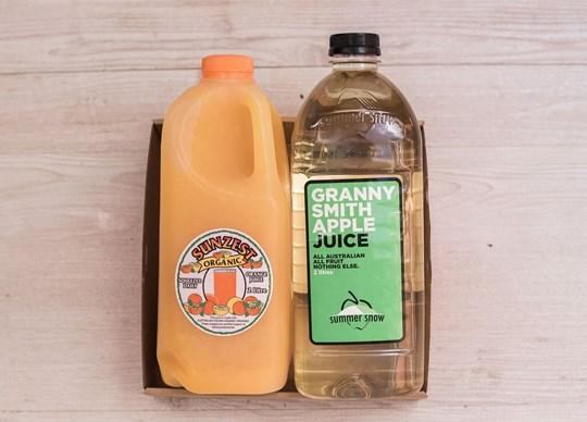 Organic Juice 2L