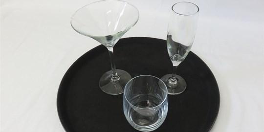 Hire - Trays - Drink (Round)