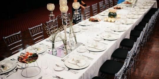 Hire - Premium Linen Tablecloth