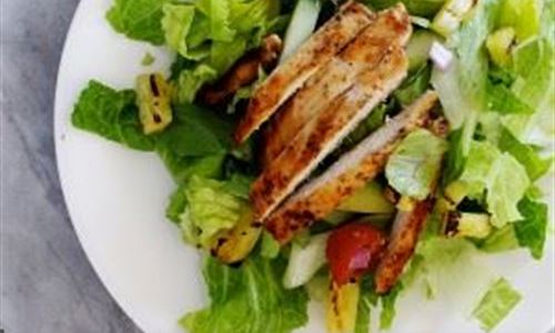 Salads & Main Meals
