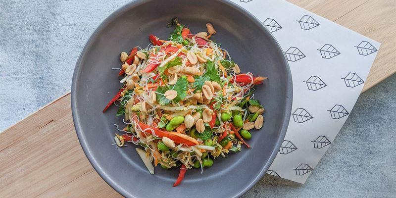 Japanese Miso Soba Noodles - Shared