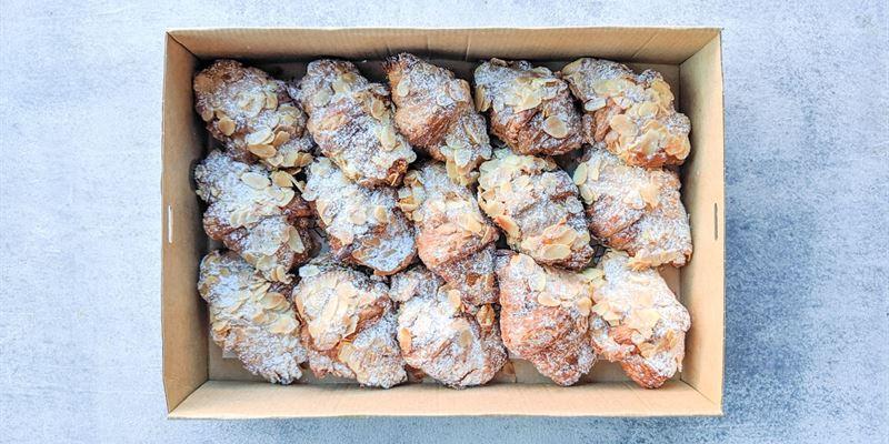 Almond Croissant Box