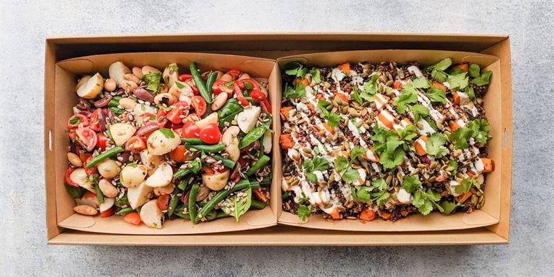 Salad Duo Box
