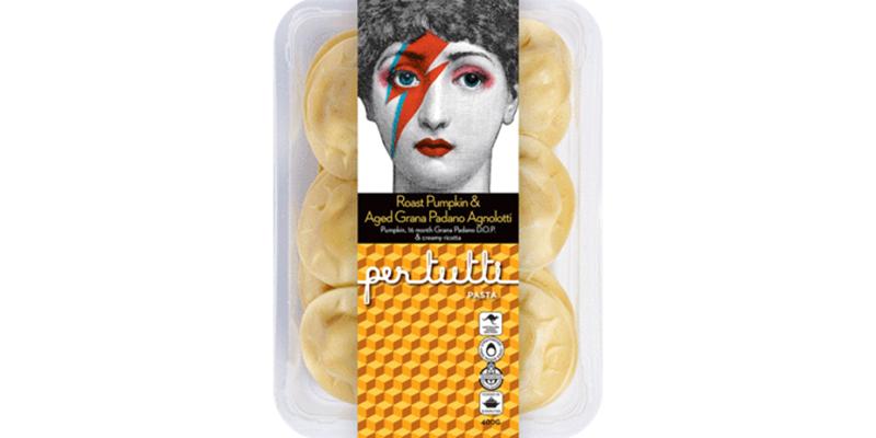 Pasta Pumpkin & Grana Padano Agnolotti