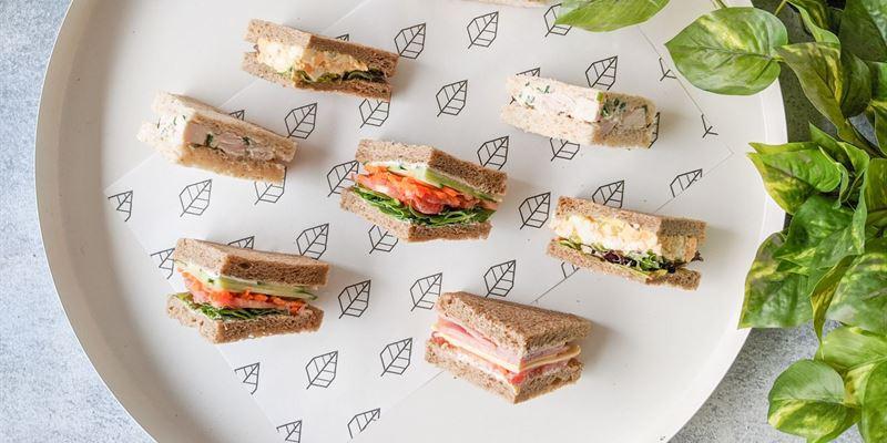 Individual Sandwich - Gluten Free