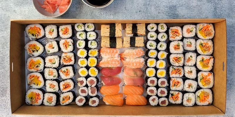 Sushi Box - Large