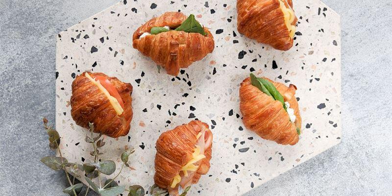 Mini Artisan Croissants 🔥