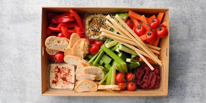 Healthy Dips Box