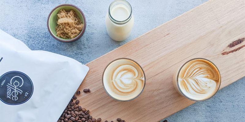 Tea + Coffee Station