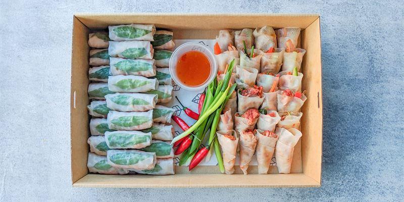Asian Feast Box