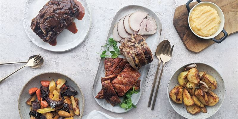 Roast Pork Meal Kit