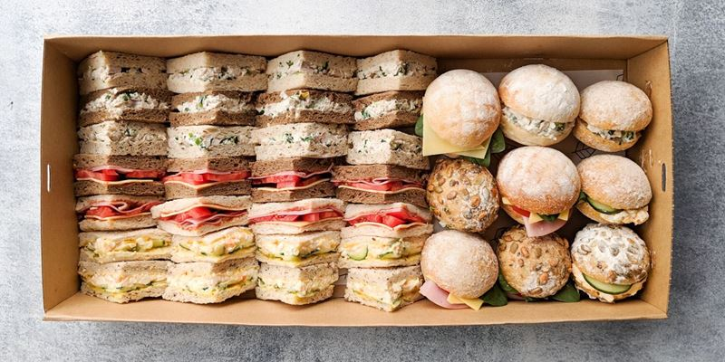 Sandwiches & Rolls Box