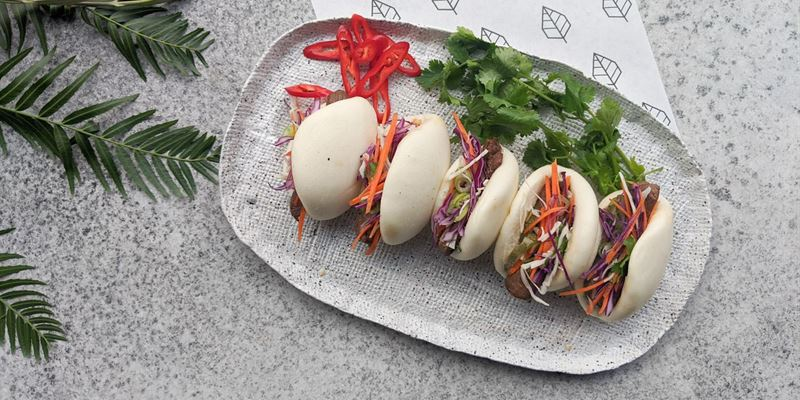 DIY Beef Bao Kit
