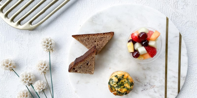 Gluten Free Breakfast Box - 3 items