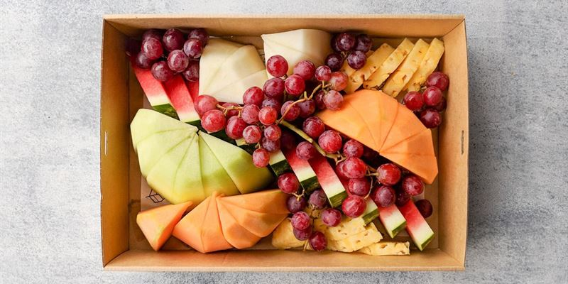 Fresh Fruit Platter Box