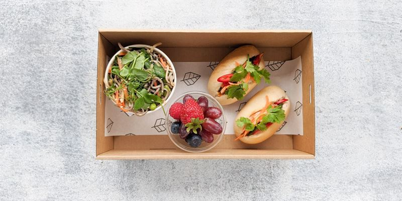 Banh Mi Lunch Boxes