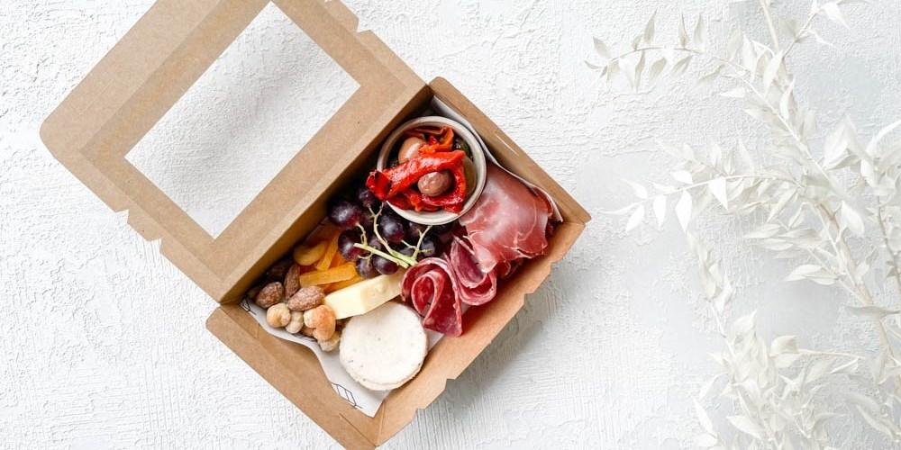 Mini Cheese + Charcuterie Box