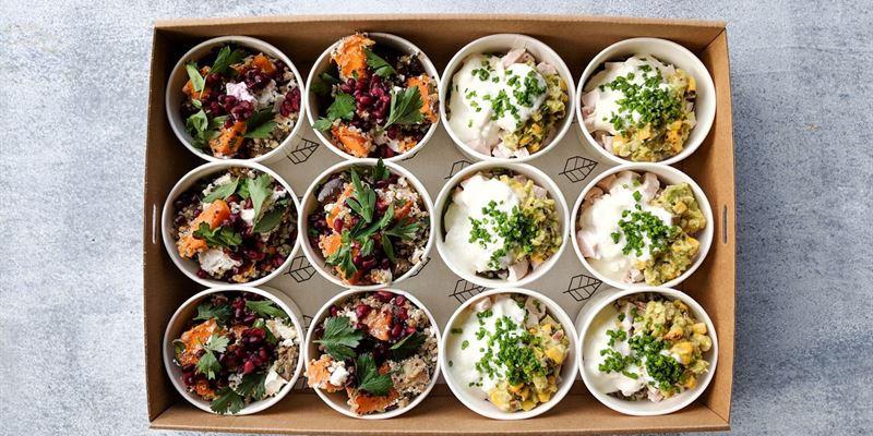 Chefs Selection Salad - Pail