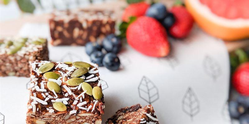 Individual Healthy Slice - Gluten Free