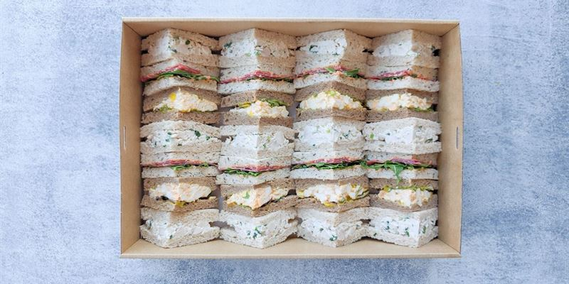 Mixed Sandwich Box
