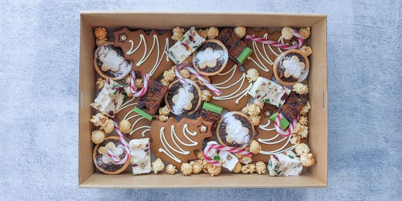 Christmas Sweet Grazing Box