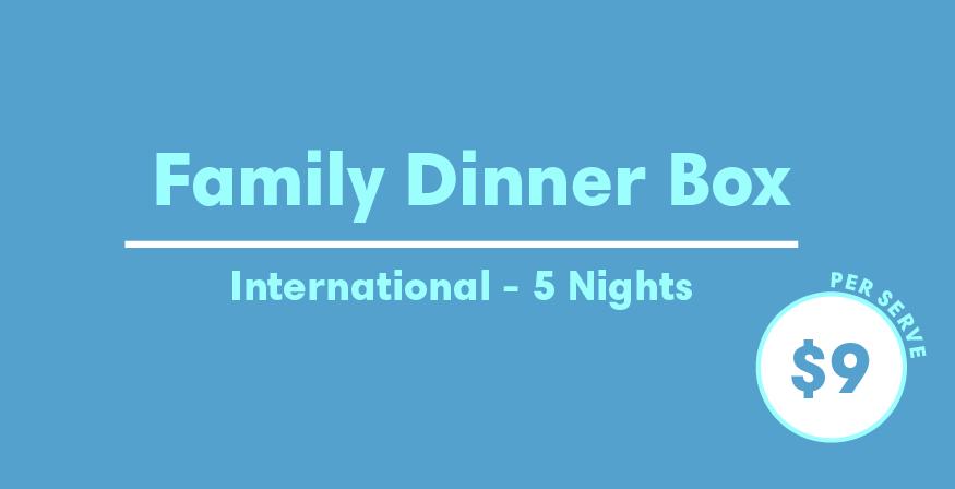 Family Bundle International - 5 night