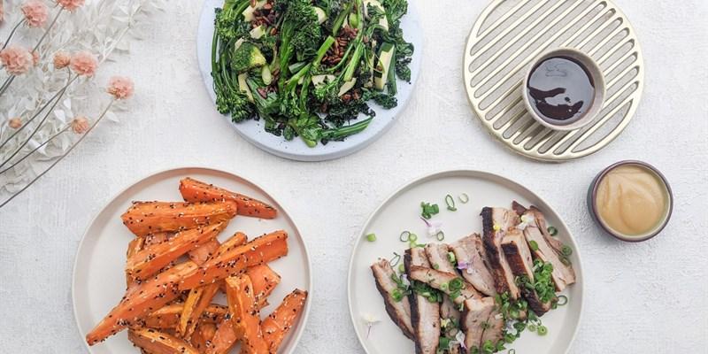 Asian Pork Belly Meal Kit