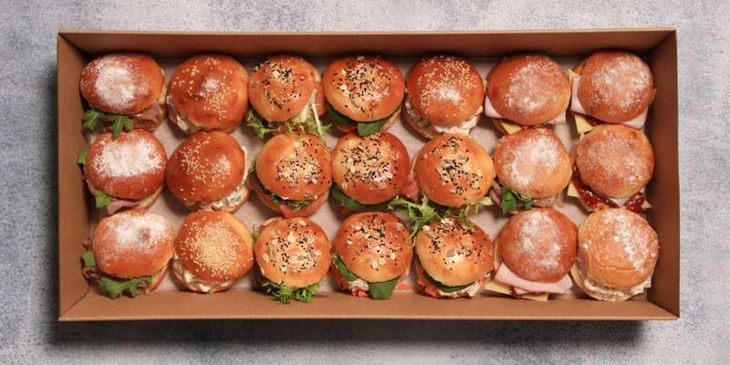 Gourmet Rolls Box