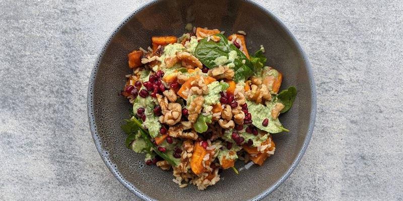 Pumpkin and Wild Rice - Shared