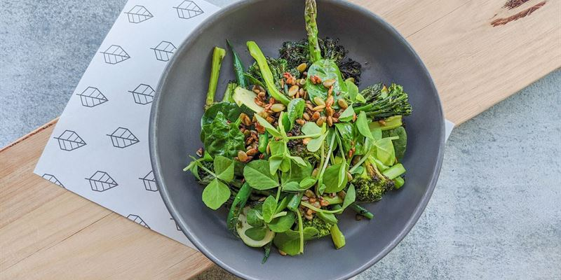 Super Green Vegetable - Shared