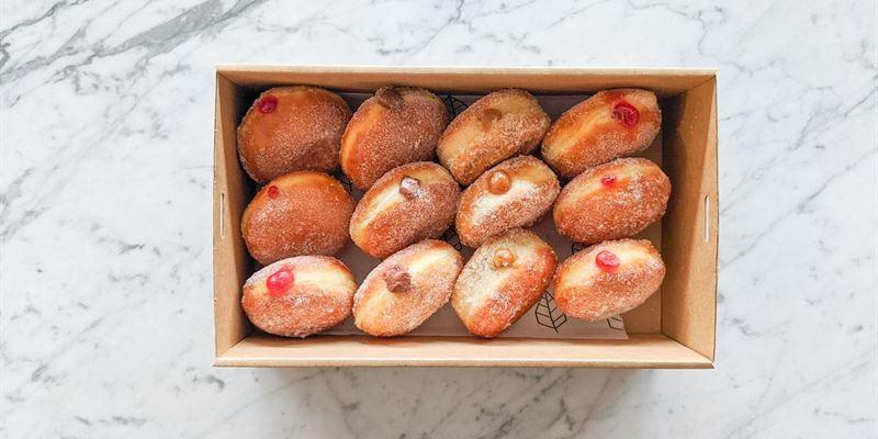 Mixed Doughnuts Box