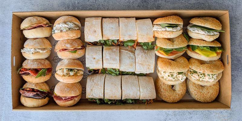 Mixed Bread Box A