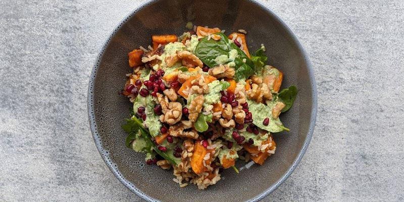 Pumpkin and Wild Rice - Pail