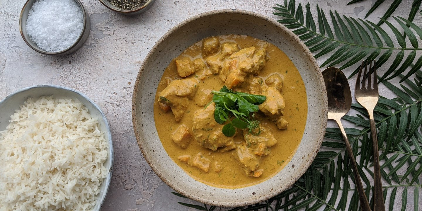 Healthy Chicken Curry - Serves 4