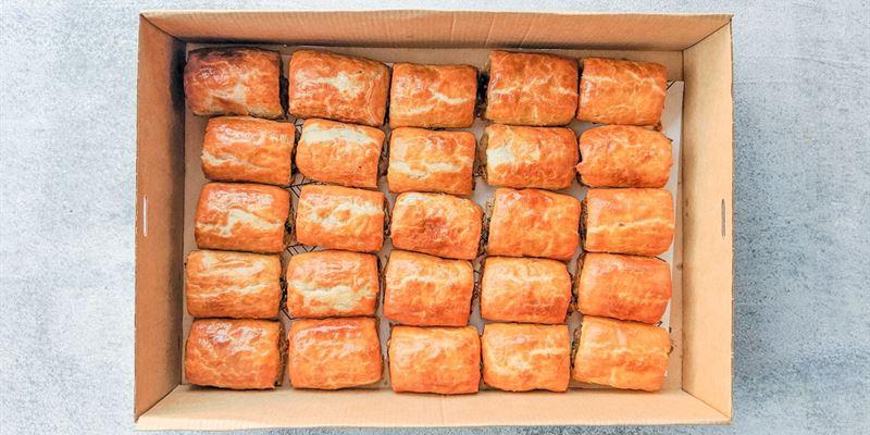 Mixed Sausage Rolls Box 🔥