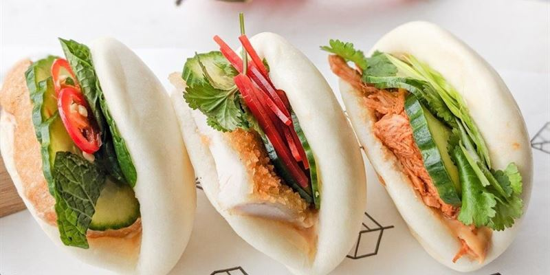Steamed Bao Buns 🔥
