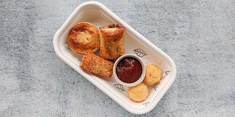 Hot Gourmet Bites 🔥