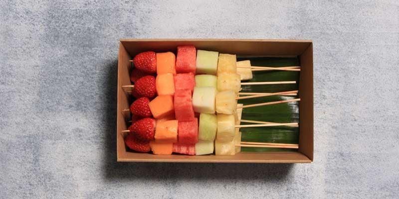 Fruit Skewer Box