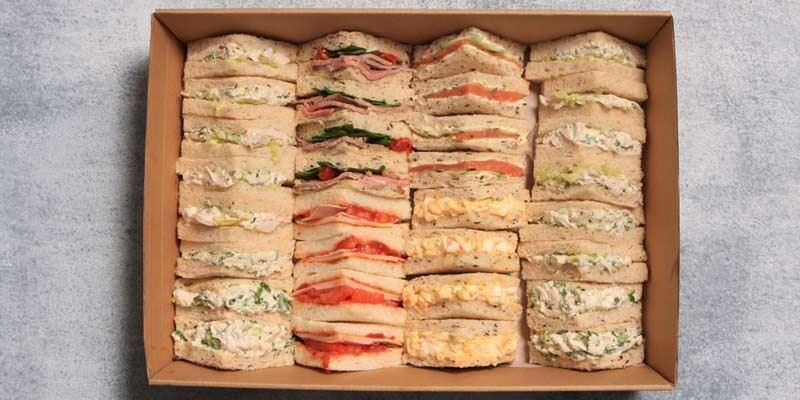 Mixed Sandwich Box