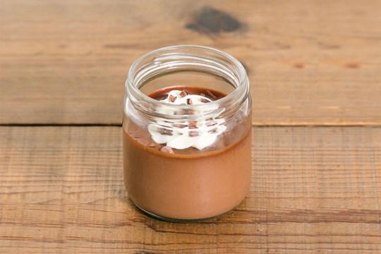 Chocolate Pot de Creme