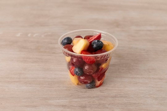 Seasonal Fruit Cups