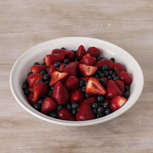 Organic Mixed Berry Bowl