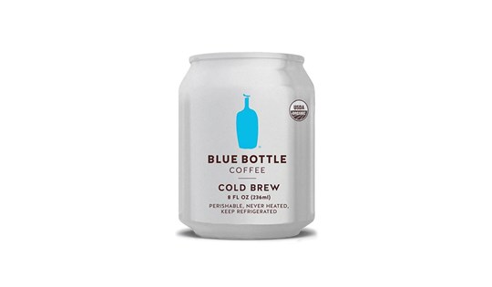 Blue Bottle Cold Brew Coffee