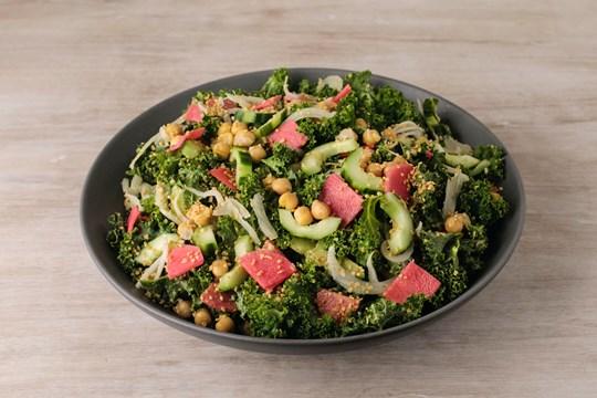Green Goodness Kale Salad