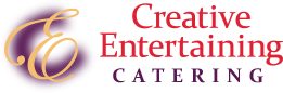 Creative Entertainment Catering Logo